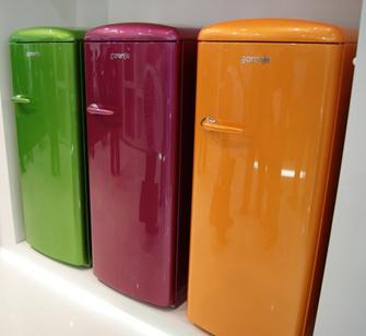 ретро холодильники
